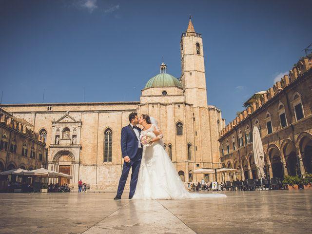 Il matrimonio di Alessandro e Francesca a CivitelladelTronto, Teramo 18