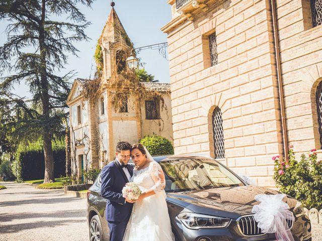 Il matrimonio di Alessandro e Francesca a CivitelladelTronto, Teramo 19