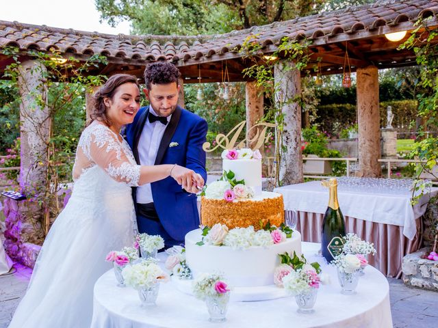 Il matrimonio di Alessandro e Francesca a CivitelladelTronto, Teramo 27