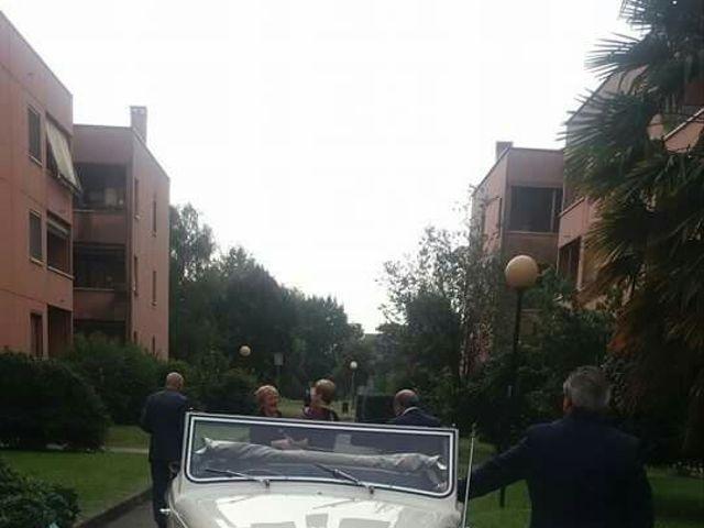 Il matrimonio di Mattia e Giulia a Sedriano, Milano 3