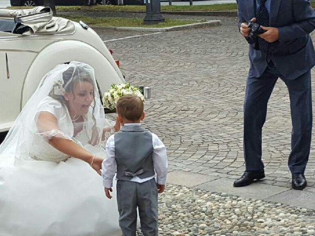 Il matrimonio di Mattia e Giulia a Sedriano, Milano 2