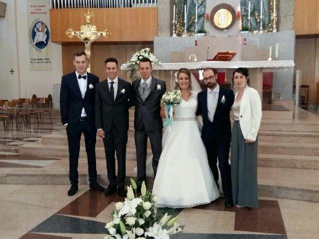 Il matrimonio di Mattia e Giulia a Sedriano, Milano 6