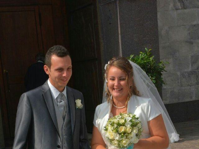 Il matrimonio di Mattia e Giulia a Sedriano, Milano 7