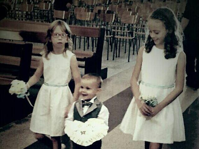 Il matrimonio di Mattia e Giulia a Sedriano, Milano 1