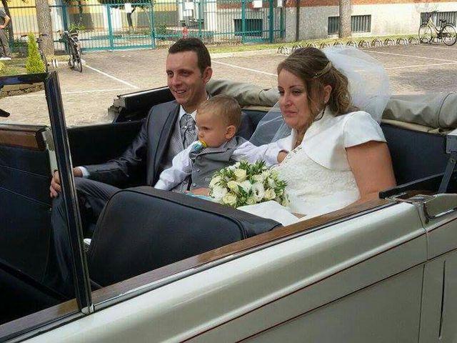 Il matrimonio di Mattia e Giulia a Sedriano, Milano 9
