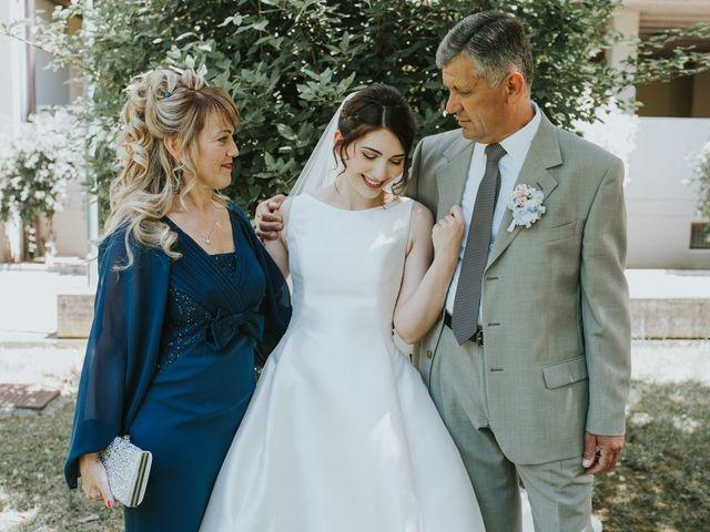 Il matrimonio di Aser e Gioia a Bagnacavallo, Ravenna 32