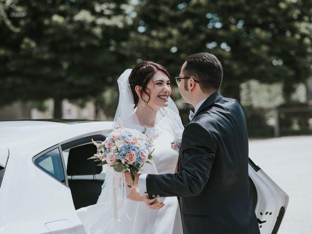Il matrimonio di Aser e Gioia a Bagnacavallo, Ravenna 45