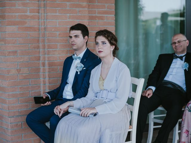 Il matrimonio di Aser e Gioia a Bagnacavallo, Ravenna 50