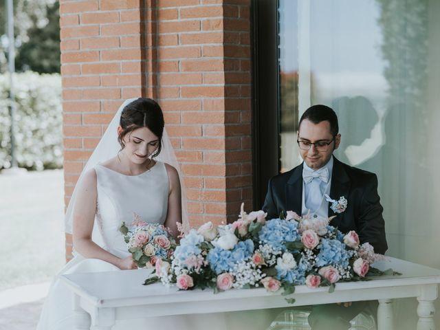 Il matrimonio di Aser e Gioia a Bagnacavallo, Ravenna 57