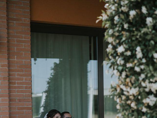 Il matrimonio di Aser e Gioia a Bagnacavallo, Ravenna 64