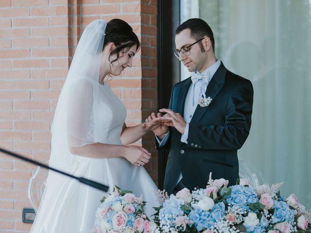 Il matrimonio di Aser e Gioia a Bagnacavallo, Ravenna 65
