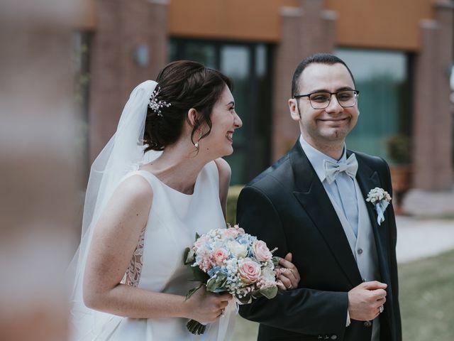 Il matrimonio di Aser e Gioia a Bagnacavallo, Ravenna 77