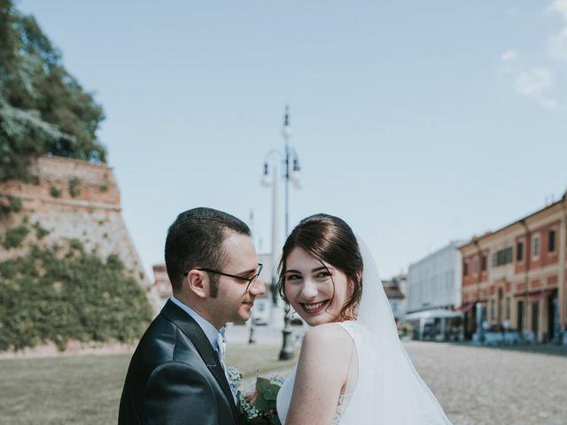 Il matrimonio di Aser e Gioia a Bagnacavallo, Ravenna 79