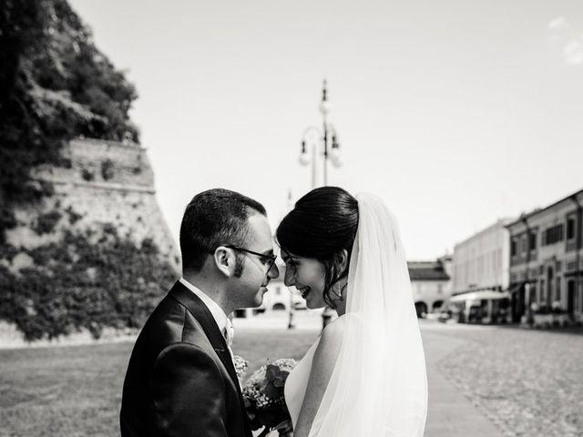 Il matrimonio di Aser e Gioia a Bagnacavallo, Ravenna 80