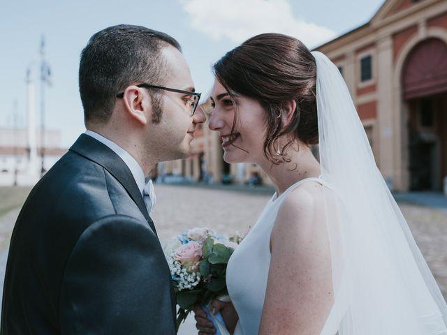 Il matrimonio di Aser e Gioia a Bagnacavallo, Ravenna 82