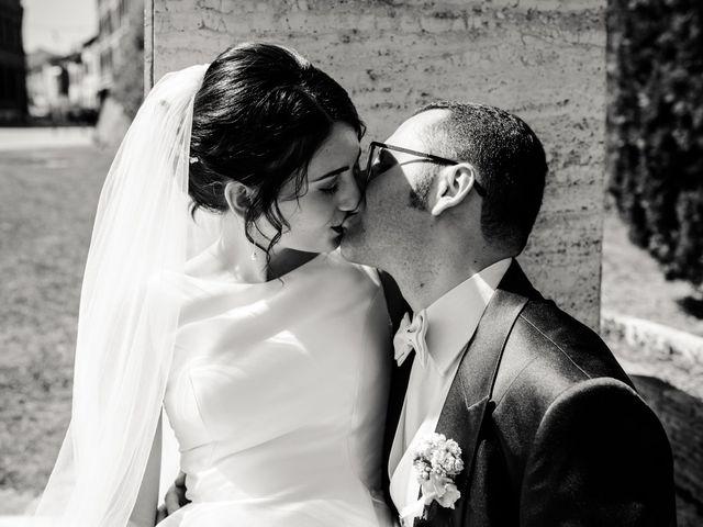 Il matrimonio di Aser e Gioia a Bagnacavallo, Ravenna 85