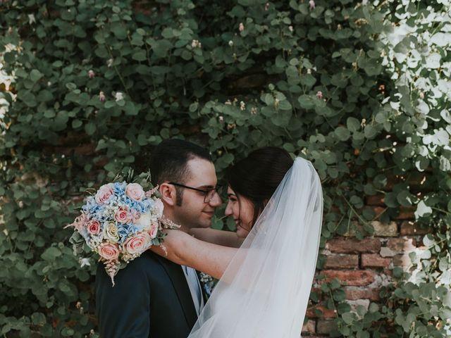 Il matrimonio di Aser e Gioia a Bagnacavallo, Ravenna 87
