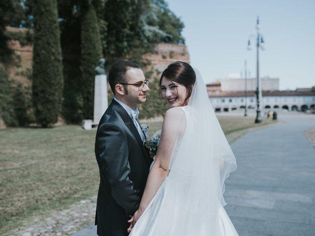 Il matrimonio di Aser e Gioia a Bagnacavallo, Ravenna 88