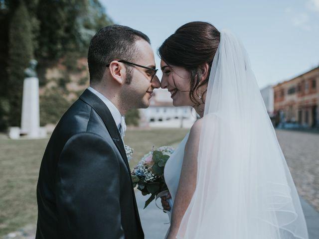 Il matrimonio di Aser e Gioia a Bagnacavallo, Ravenna 89