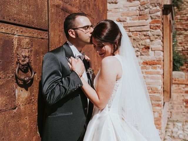Il matrimonio di Aser e Gioia a Bagnacavallo, Ravenna 107