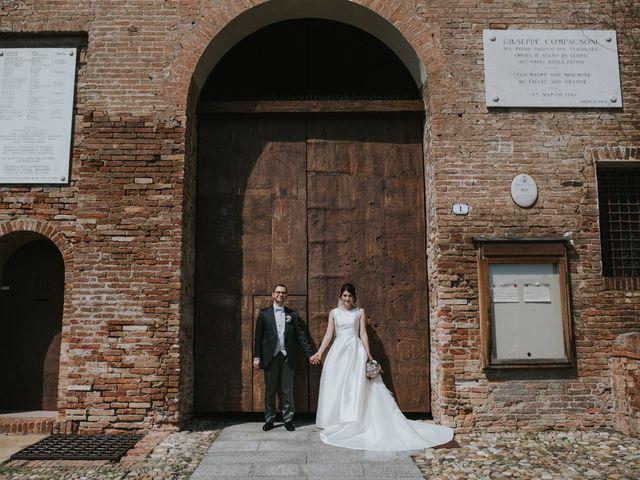 Il matrimonio di Aser e Gioia a Bagnacavallo, Ravenna 109