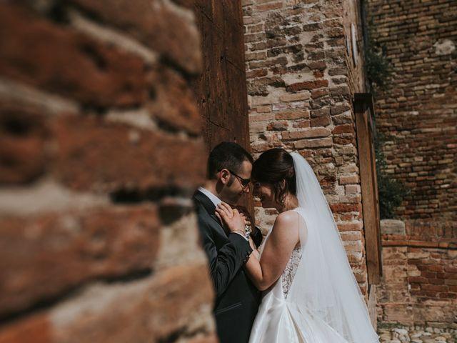 Il matrimonio di Aser e Gioia a Bagnacavallo, Ravenna 110