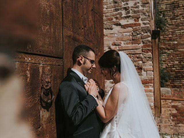 Il matrimonio di Aser e Gioia a Bagnacavallo, Ravenna 111