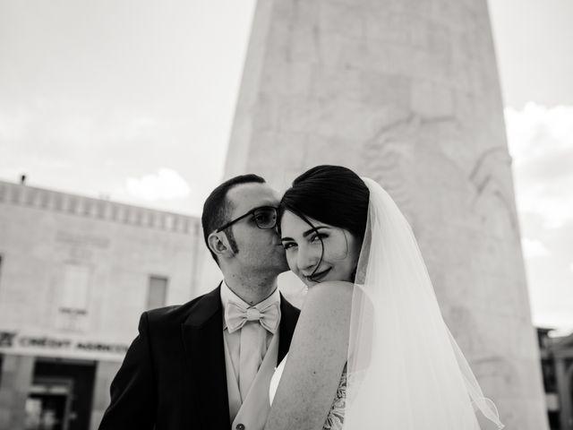 Il matrimonio di Aser e Gioia a Bagnacavallo, Ravenna 124