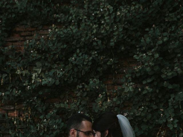 Il matrimonio di Aser e Gioia a Bagnacavallo, Ravenna 131