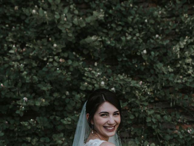 Il matrimonio di Aser e Gioia a Bagnacavallo, Ravenna 140