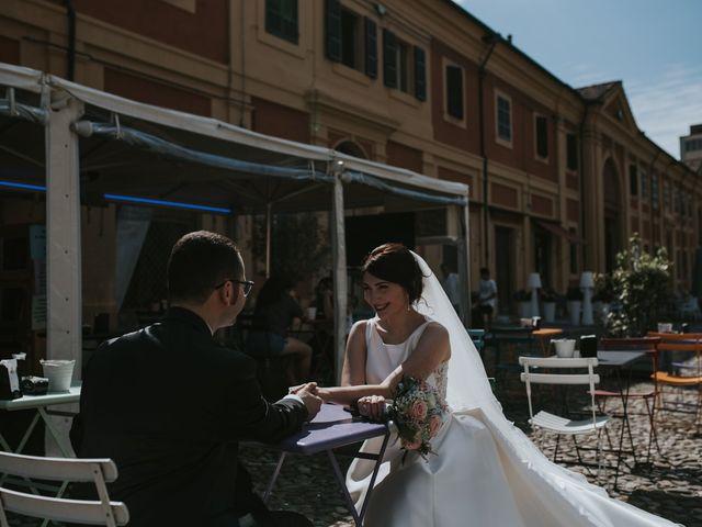 Il matrimonio di Aser e Gioia a Bagnacavallo, Ravenna 156