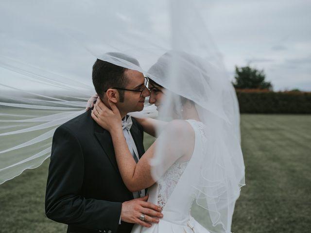 Il matrimonio di Aser e Gioia a Bagnacavallo, Ravenna 171