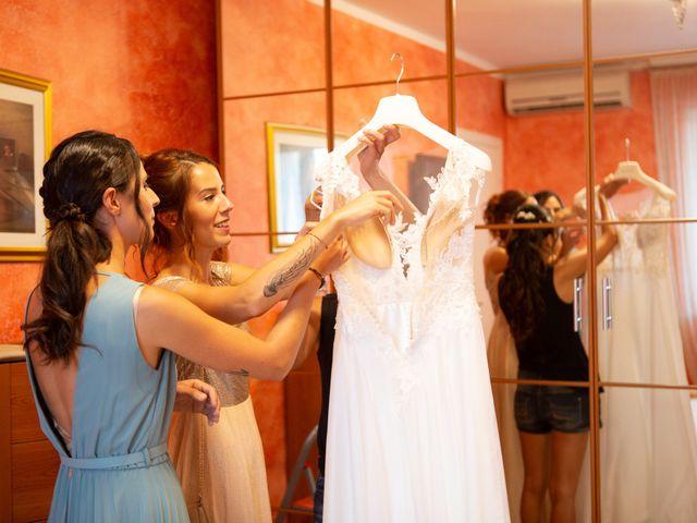 Il matrimonio di Dario e Alessandra a Lonato del Garda, Brescia 1