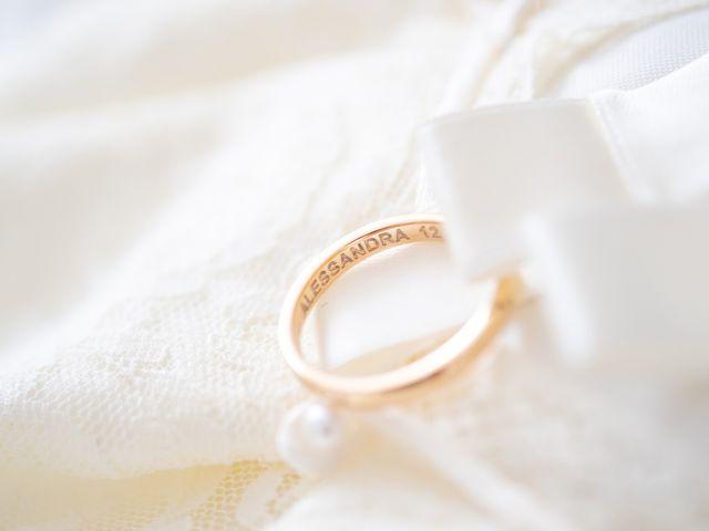 Il matrimonio di Dario e Alessandra a Lonato del Garda, Brescia 3