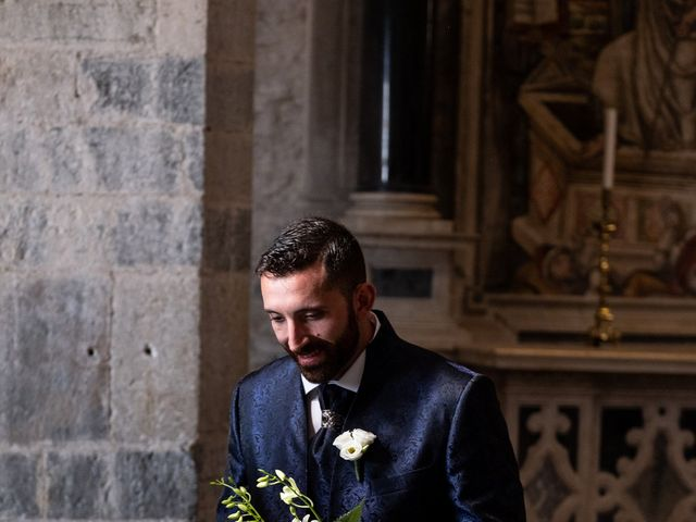 Il matrimonio di Dario e Alessandra a Lonato del Garda, Brescia 14
