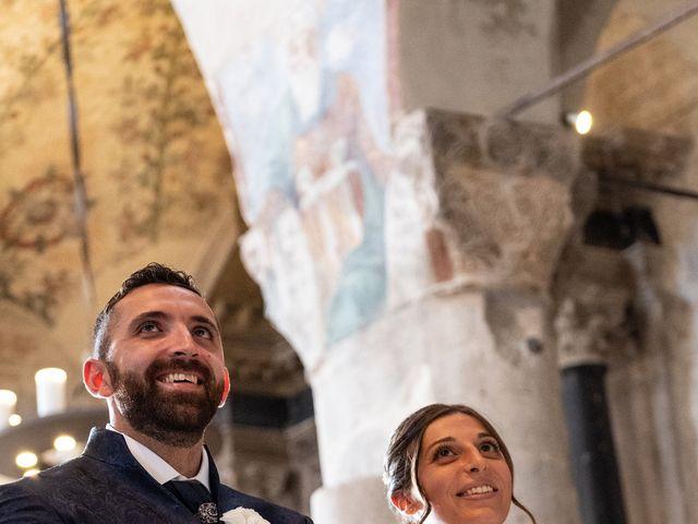 Il matrimonio di Dario e Alessandra a Lonato del Garda, Brescia 18