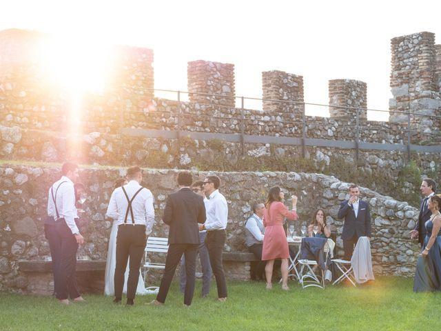 Il matrimonio di Dario e Alessandra a Lonato del Garda, Brescia 28