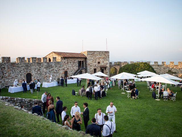 Il matrimonio di Dario e Alessandra a Lonato del Garda, Brescia 31