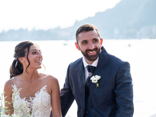 Il matrimonio di Dario e Alessandra a Lonato del Garda, Brescia 34