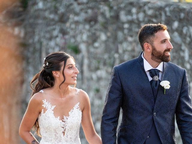 Il matrimonio di Dario e Alessandra a Lonato del Garda, Brescia 43