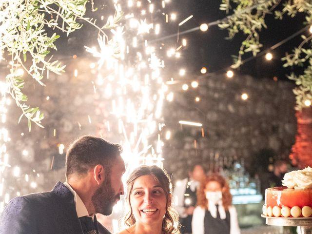 Il matrimonio di Dario e Alessandra a Lonato del Garda, Brescia 49