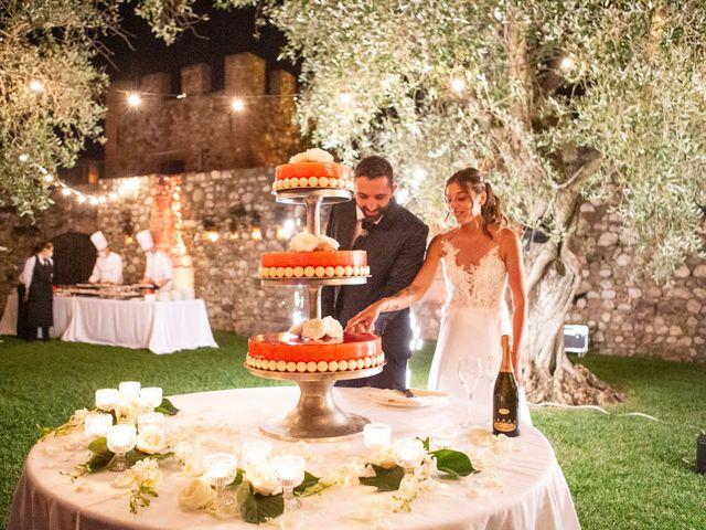 Il matrimonio di Dario e Alessandra a Lonato del Garda, Brescia 50