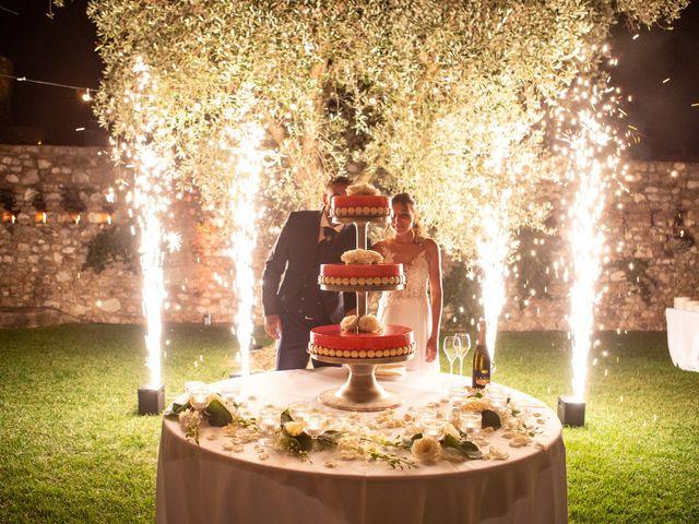 Il matrimonio di Dario e Alessandra a Lonato del Garda, Brescia 52
