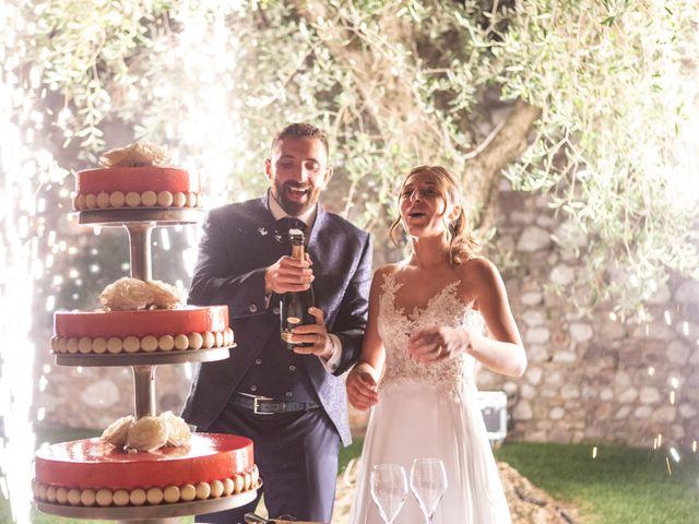 Il matrimonio di Dario e Alessandra a Lonato del Garda, Brescia 53