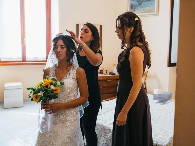 Il matrimonio di Francesco e Monia a Stezzano, Bergamo 10