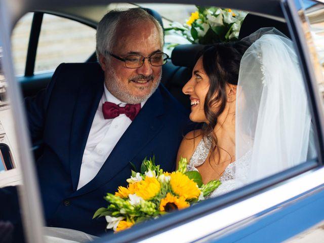Il matrimonio di Francesco e Monia a Stezzano, Bergamo 12
