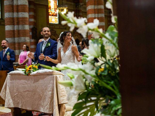 Il matrimonio di Francesco e Monia a Stezzano, Bergamo 14