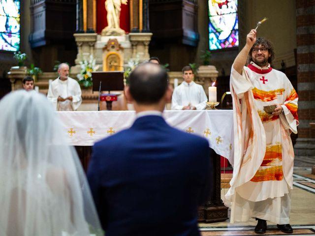 Il matrimonio di Francesco e Monia a Stezzano, Bergamo 15