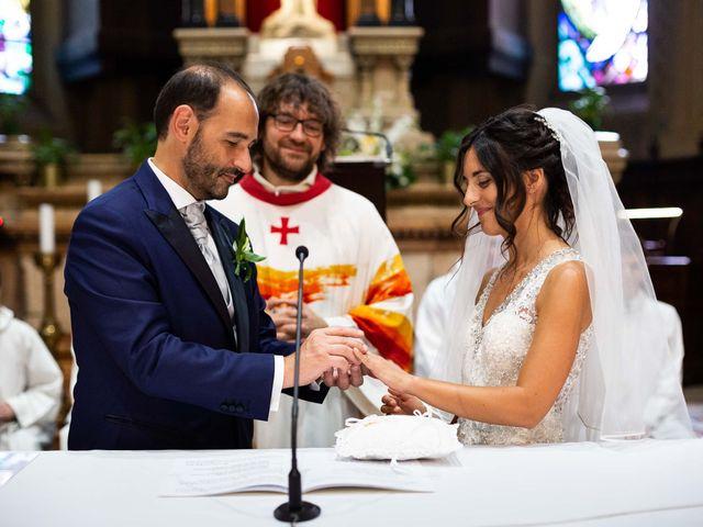 Il matrimonio di Francesco e Monia a Stezzano, Bergamo 16