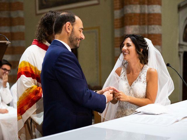 Il matrimonio di Francesco e Monia a Stezzano, Bergamo 17